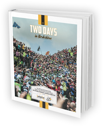 Two days in Yorkshire Book